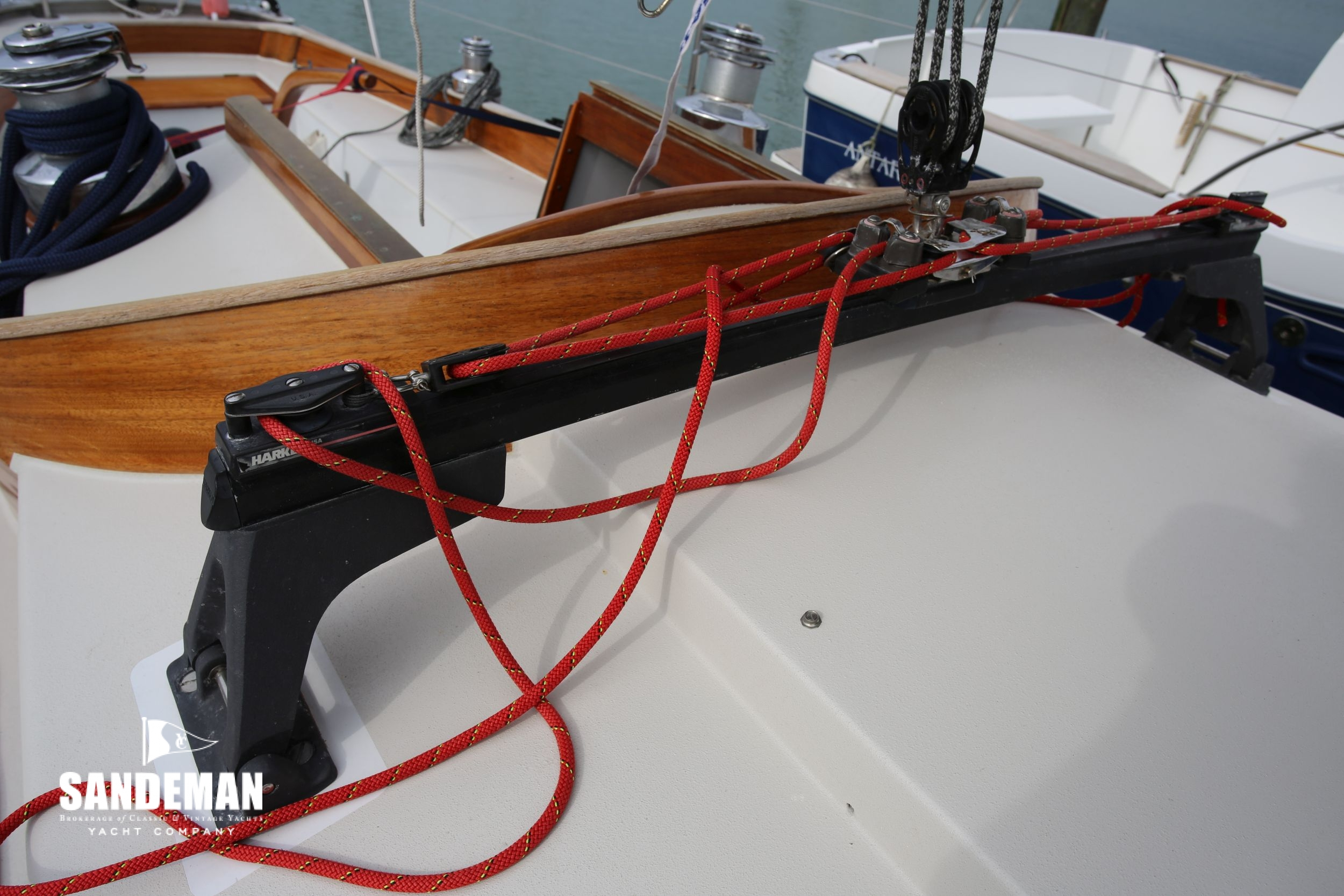 Sparkman Stephens 37 Ft Sloop 1966 Sandeman Yacht Company Adverc Wiring Diagram View Gallery