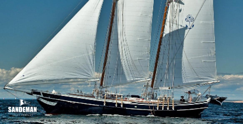 Bombigher 50 ft schooner 1982 sandeman yacht company for 50 ft motor yachts for sale