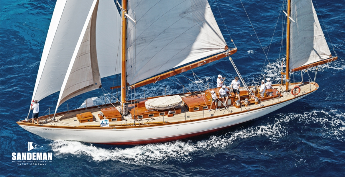 Crew Boats For Sale >> Tore Holm 70 ft Yawl 1938 - Sandeman Yacht Company