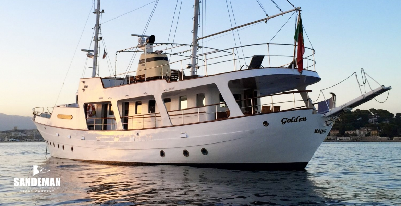 Chantiers Normandie 85 Ft Gentleman S Motor Yacht 1966